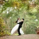 Идеальное свадебное убранство