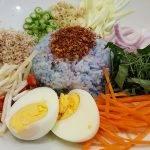 Как приготовить рисовый салат с мидиями?