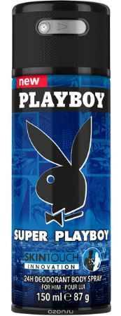 Купить Playboy Дезодорант-спрей парфюмированный