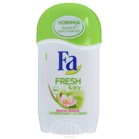 Купить FA Део-Стик женский Fresh&Dry Цветок Вишни, 50 мл