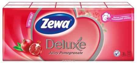 Купить Zewa Бумажные платочки