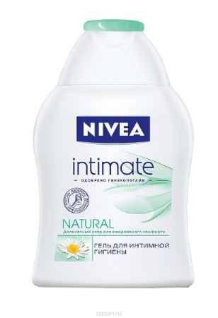 Купить Nivea Гель для интимной гигиены