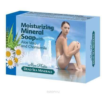 Купить Mon Platin DSM Увлажняющее минеральное мыло 125г