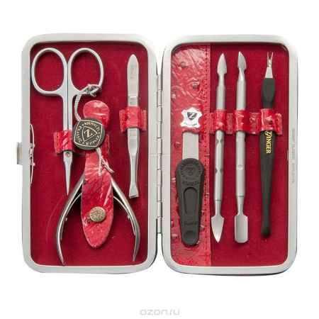 Купить Zinger Маникюрный набор профессиональный (7 предметов) zMSFE 201-SM