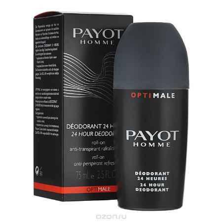 Купить Payot Дезодорант роликовый для тела, мужской, 75 мл