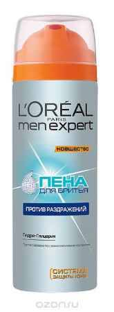 Купить L'Oreal Paris Men Expert Пена для бритья