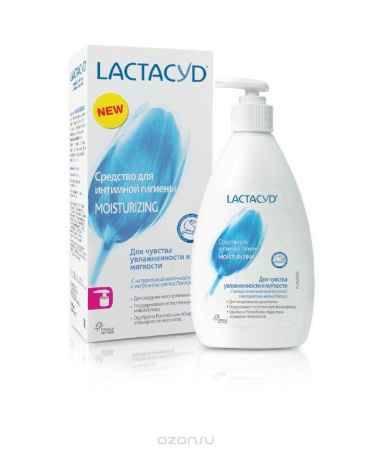 Купить Lactacyd Ежедневное средство для интимной гигиены Увлажняющее 200мл