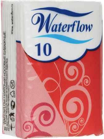 Купить Waterflow Бумажные носовые платочки