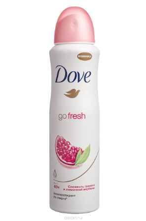 Купить Dove Антиперспирант аэрозоль Пробуждение чувств 150 мл