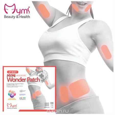 Купить MYMI Wonder Patch Upbody Патчи для похудения верхней части тела 3 шт.