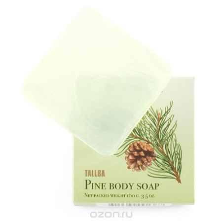 Купить Victoria Soap Tallba Pine Soap Сосновой мыло для тела, 100 г