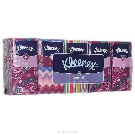 Купить Kleenex Бумажные платочки
