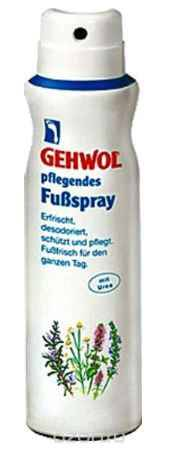 Купить Gehwol Caring Foot Spray - Дезодорант для ног 150 мл