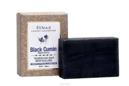 Купить Synaa мыло ручной работы Черный тмин, 100 г