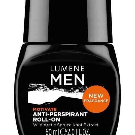 Купить LUMENE Роликовый антиперспирант 24 часа Lumene For Men Motivate, 60 мл