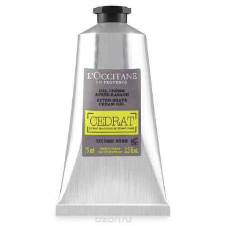 Купить L'Occitane Крем-гель после бритья