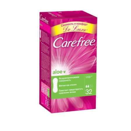 Купить Carefree Ежедневные прокладки