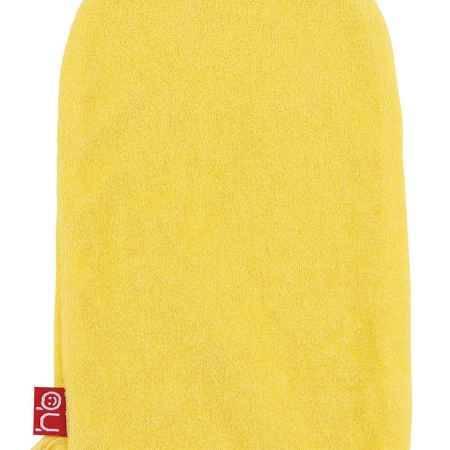 Купить 35006 Yellow Мочалка-рукавичка