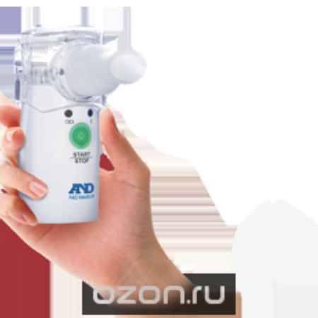 Купить Ингалятор ультразвуковой с MESH технологией AND UN-233AC-M