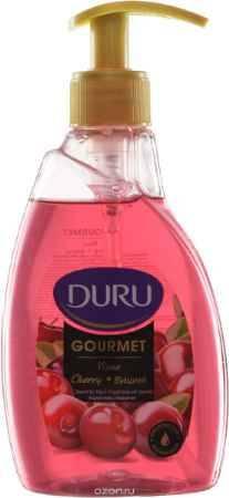 Купить Duru GOURMET Мыло жидкое Вишневый пирог 300мл