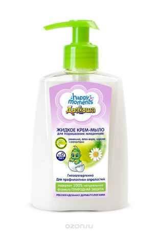 Купить Дракоша Жидкое крем-мыло Для подмывания младенцев 250 мл