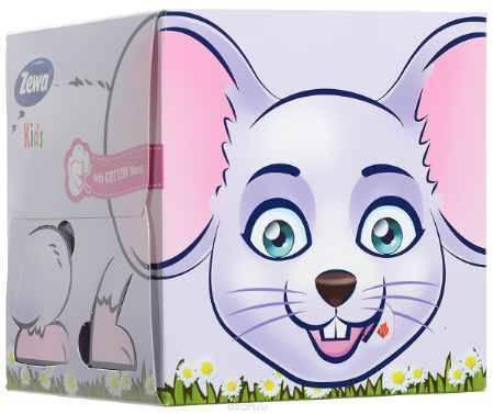 Купить Zewa Бумажные платочки в коробке