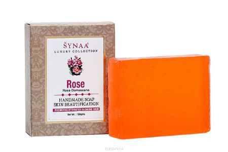 Купить Synaa мыло ручной работы Роза, 100 г