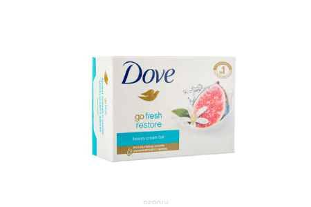 Купить Dove Крем-мыло Инжир и лепестки апельсина 135 гр