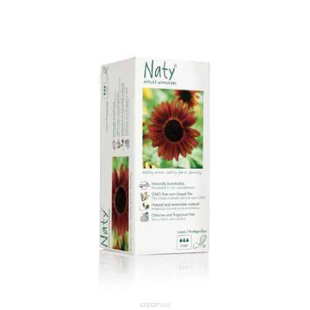 Купить Прокладки ежедневные Naty (Найти), Large, 28 шт.