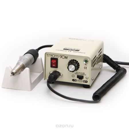Купить Saeshin Strong 90N/120 аппарат для маникюра и педикюра (без педали с сумкой 30000 об/мин)