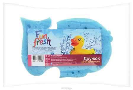 Купить Губка для детской кожи Fun Fresh
