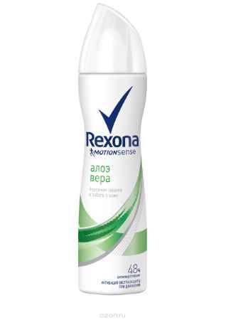 Купить Rexona Motionsense Антиперспирант аэрозоль С экстрактом алоэ вера 150 мл