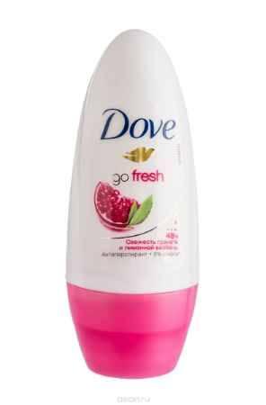 Купить Dove Антиперспирант ролл Пробуждение чувств 50 мл
