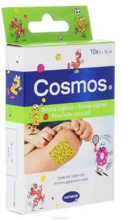 Купить Paul Hartmann Пластырь детский с рисунком Cosmos 10 шт