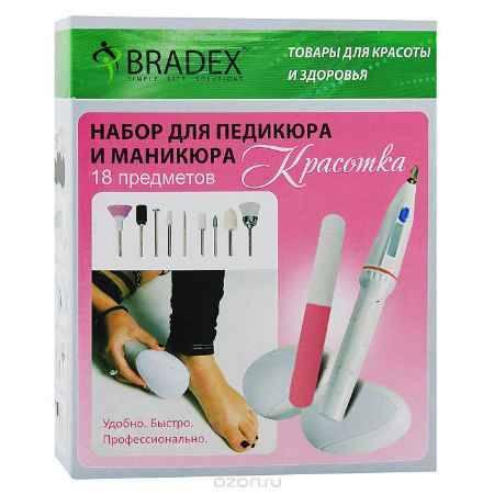 Купить Набор для педикюра и маникюра Bradex