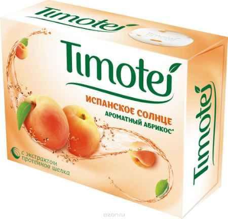 Купить Timotei Твердое мыло Испанское солнце ароматный абрикос 90 гр