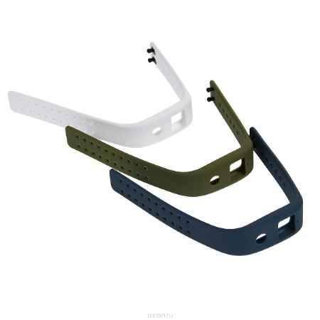 Купить Комплект ремней для Runtastic Orbit, цвет: зеленый, белый, серый