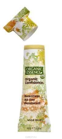 Купить Organic Essence Органический дезодорант, Древесно-пряный 62 г