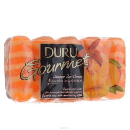 Купить Duru GOURMET Мыло Манговое мороженое э/пак 5*75г