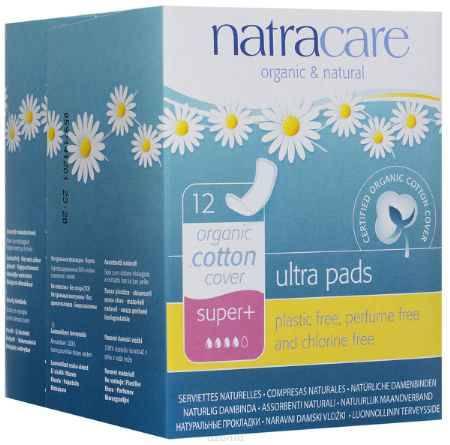 Купить Natracare Гигиенические прокладки