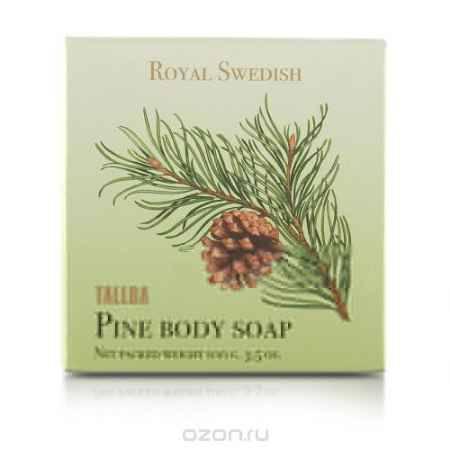 Купить Victoria Soap Сосновое мыло для тела Tallba Pine Soap, 30 г