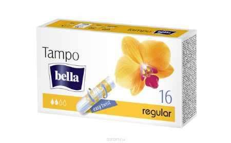 Купить Bella Тампоны женские гигиенические без аппликатора