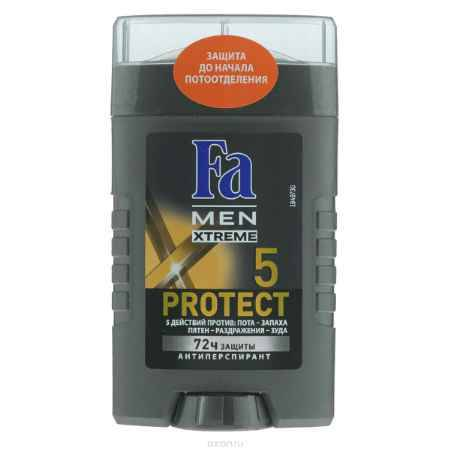 Купить FA MEN Xtreme Део-Стик Protect 5 , 50 мл