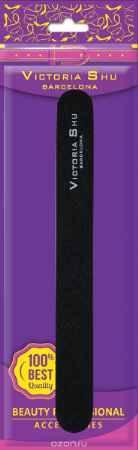 Купить Victoria Shu Пилочка для ногтей Прямая F302, 15 г