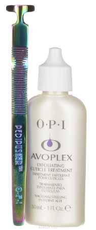 Купить OPI Набор для педикюра: средство для размягчения кутикулы