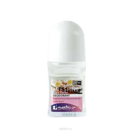 Купить Mastic Spa Шариковый дезодорант Freshnes deodorant mastic & vanilla; 50 мл