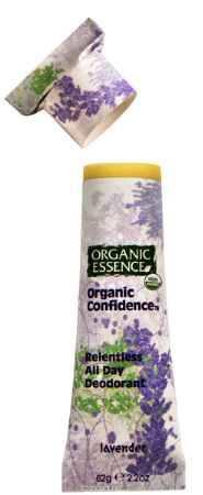 Купить Organic Essence Органический дезодорант, Лаванда 62 г