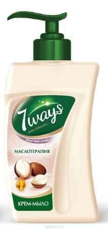 Купить Жидкое крем-мыло 7 Ways