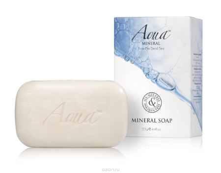 Купить Aqua mineral Мыло на основе минералов Мертвого моря 125 гр