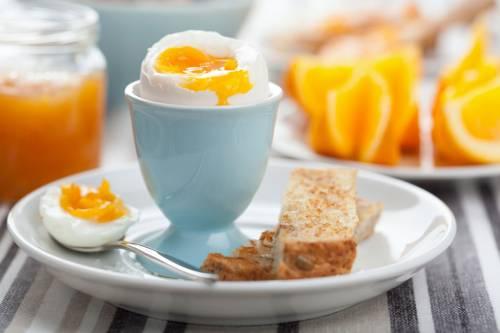 Как есть яйца для похудения